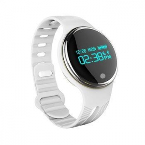 China Sport Silicone Pedometer fitness Calorie Counting Remote Control Smart Watch for Android iOS E07 on sale