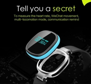China Factory Smart Bracelet Heart Rate Monitor Pedometer Step Counter Calorie Bracelet Call on sale