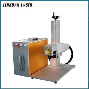 China Hans YAG IPG Manufacturers Dog Tags Mini Laser Engraving Machine Solution Cutting Metal sheet on sale