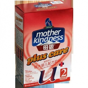 China Well over the care of the mother segment U + 2 larger infant formula on sale