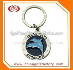 China Custom Metal Keychain, Turbo Keychain for zoom on sale