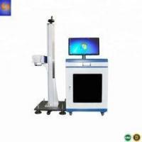 30W mopa fiber laser marking machine, Q-switched fiber laser color marking machine