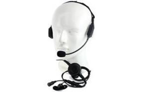 China two way radio bone conduction headset on sale