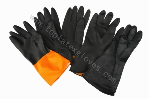 China Industrial gloves on sale