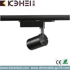 China Black Modern Track Lighting 20W LED Tracklight on sale