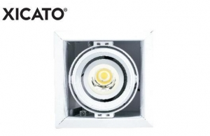 China XICATO LED Recessed Spot Light Fixture (Trimless)BACK on sale