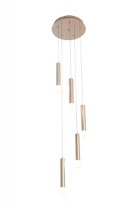 China Chandelier and Pendant JH-HL001/55 Light Vintage Wind-bell Contemporary Hanging Pendant HL001/5 on sale
