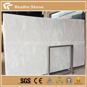 China Tile Slab Price Cary White Jade Onyx For Floor Decoration on sale