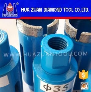 China Stone Cutting Diamond Hole Masonry Core Drill Bits on sale