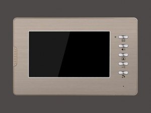 China VDP-VS11 Indoor Station With 7-inch Touch Screen Video Intercom on sale