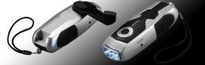 China Dynamo LED Flashlight on sale