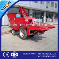 China ANON AN4YZ-2 corn combined harvester maize harvester on sale