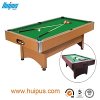 Billiard table HPDSP03 wooden billiard table for sale
