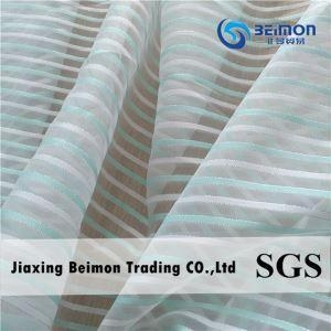 China Blue Yarn-dyed Stripe Fabric on sale
