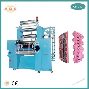 China Fancy Yarn Crochet Knitting Machine on sale