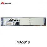 Optical fiber access network Huawei VDSL VECTOR G.FAST DSLAM MA5818