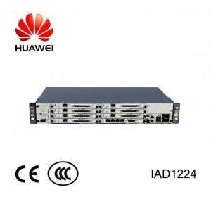 China Optical fiber access network Huawei large capacity VoIP gateway eSpace IAD1224 on sale
