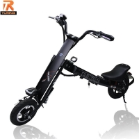 China Folding Electric Motorcycle New Fashion Mini Harley Scooter on sale