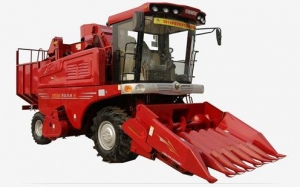 China 4yz-7/4yz-8 self-propelled corn harvester on sale