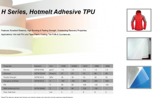 China Hotmelt Adhesive TPU on sale