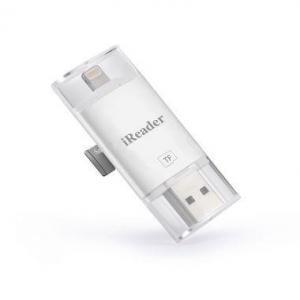 China ID-080 iphone ipad code usb rfid card reader/writer on sale