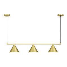 China modern nordic decorative gold black white metal iron chandelier penda led kitchen light on sale