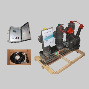 China ZW32 12 / 630A outdoor vacuum circuit breaker on sale