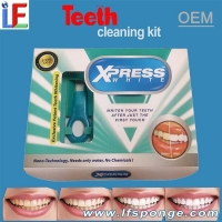 China Customized Advanced Teeth Cleaning Kit on sale