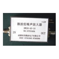 China Wideband low noise small signal amplifier series on sale