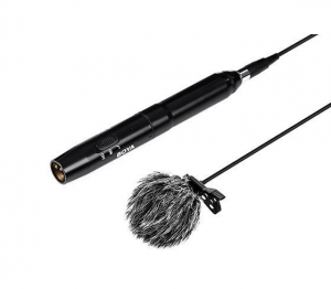 China BY-M11OD Professional Omni-Directional XLR Lavalier Microphone System on sale