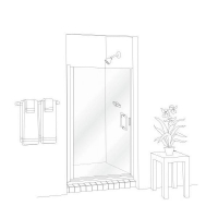 Tempered Glass Shower Doors Shower Doors & Enclosures