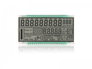 China Monochrome LCD Display Panel on sale