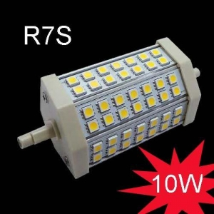 China LED Flood Light R7S led flood bulb(FR-5050W42D-10W-R7S) on sale