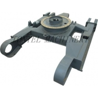 Open Die Forging Excavator Undercarriage-05