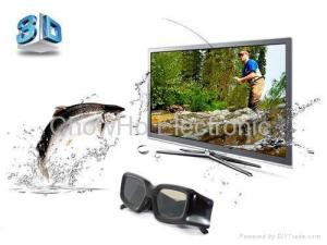 China 3D active shutter glasses 3D Active Shutter TV Glasses for Sharp Toshiba Mitsubishi on sale
