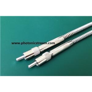 China Optical fiber AR coatin AR-Coated Multimode Fiber Optic Patch Cables on sale