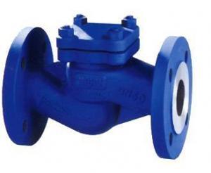 China DIN de standard lift check valve on sale
