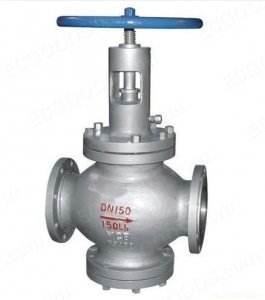 China Double-acting throttling valve on sale