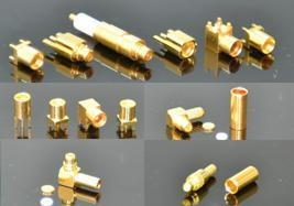 China MMCX RF coaxial connectors on sale