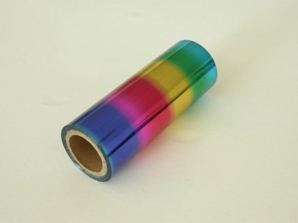 China Multi-color textile foil