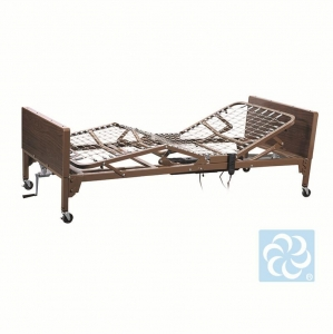 China Semi Electric Homecare Bed on sale