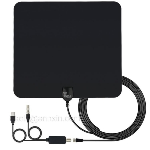 China 2018 Hot 50 Miles Digital HDTV Indoor Antenna With Amplified on sale