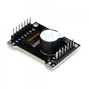 China X-Buzzer module sensor 5v Active Buzzer Magnetic Long Continous Beep Tone 12*9.5mm on sale