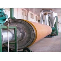 China Iron ore pellets dryer on sale