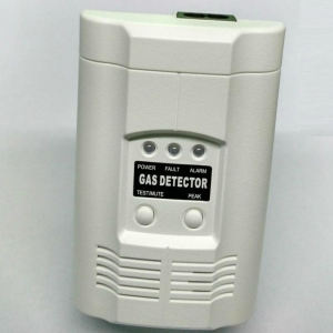 China Combustible gas detector with electromagnetic valve on sale