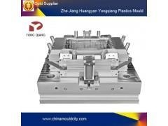 China plastic injection crate mould on sale