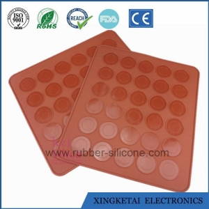 China High Quality /Eco-friendly Food Grade placemat Silicone Mat on sale