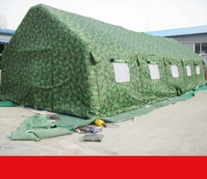 China inflatable military tent on sale