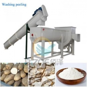 China Industry Use Cassava Starch Production Plant on sale