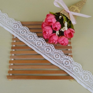 China Lace Trim (with oeko-tex certification zz2902) on sale
